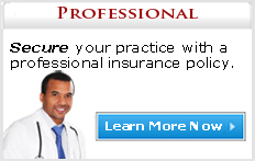 Professional Insurance Policy